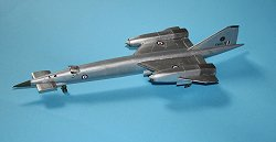 Avro 730 supersonic bomber by Fantastic Plastic