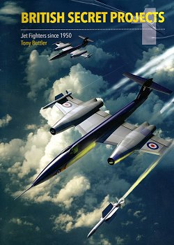 British Secret Projects, Fighters, 2nd Ed
