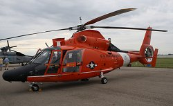 MH-65C Dolphin 6506, USCG Mobile, Dayton Air Show July 09