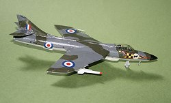 P.1109 Hunter F.6b, 34 Sqn Tangmere