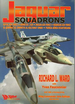 Jaguar Squadrons, Richard L Ward