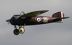 Bristol M.1C, Old Warden 22 September 2013