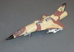 Mirage III V, 11 Escadre Red Flag 1990