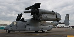 MV-22 Osprey 5852 ES-00 VMM-266 Dayton Air Show July 2009