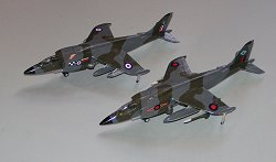 Hawker Siddely P.1154 Harriers, 8/43 and 80 Squadrons