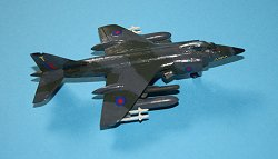 baE hARRIER gR.11, 63 sQN