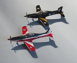 Pilatus PC.21s, CFS and 207(R) sqn