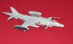 Sea Harrier R.3 B Flight Naval Strike Wing 2005