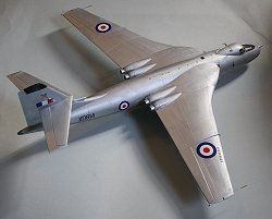 Airfix Valiant B.1 XD814, 148 Sqn with marking