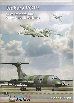 Chris Gibson's VC 10 projects