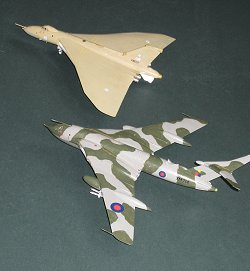 Blue Buck 2, Victor and Vulcan 1982