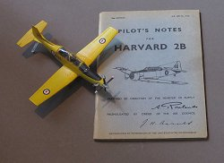 Harvard II, 4 FTS Commemorative